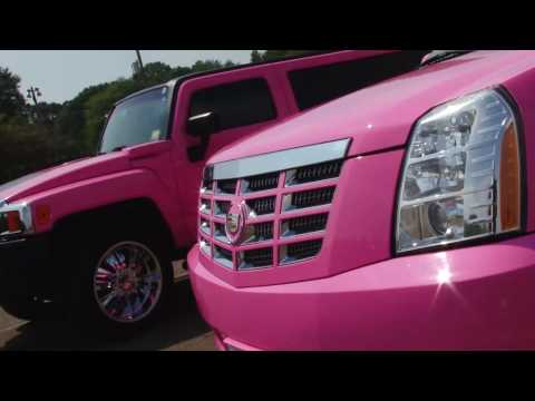 "Exotic Pink Limos in NY-NJ - The hottest ""Pink"" Limousines period!"