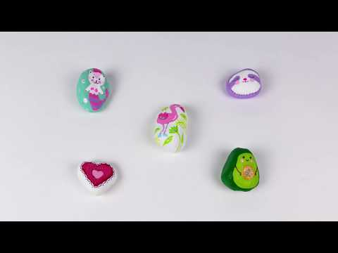 14115 SES Decorating stones fantasy