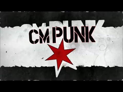 CM Punk Custom Entrance Video