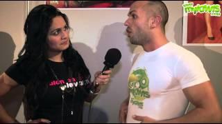 Entrevista a Xavi Tralla