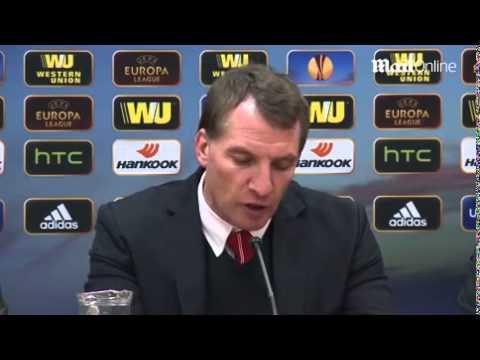 Rodgers' Verdict on Balotelli, Henderson and Sturridge Penalty Saga interview