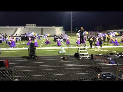 Parents night Clovis High School marching band