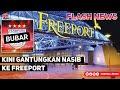 Persipura Jayapura Kini Gantungkan Nasib ke Freeport