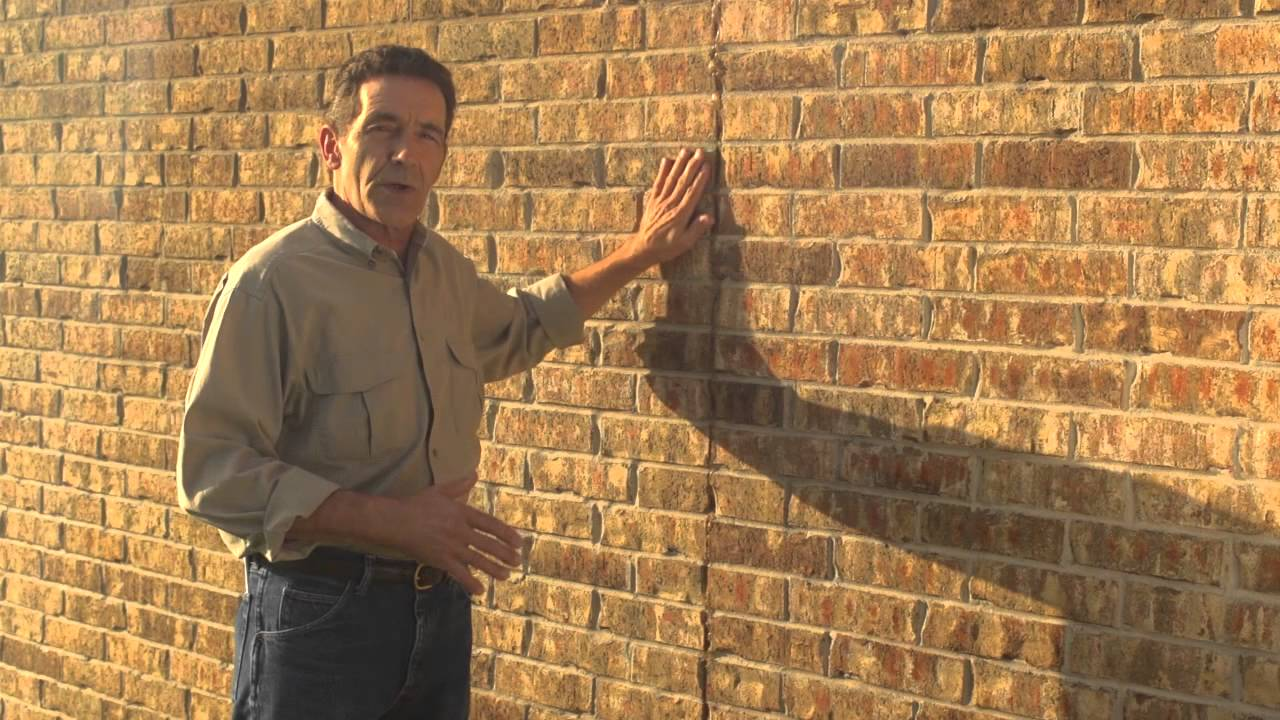 Brick Expansion Joints Youtube