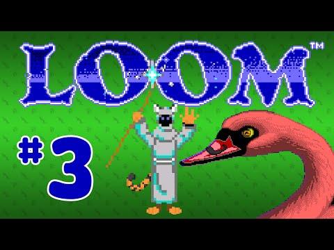 Loom (Amiga) - Part 3: Green Outline Camouflage - Octotiggy