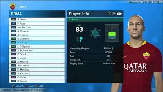 PES 2018 PS4 WINTER EDITION OFW 5.05