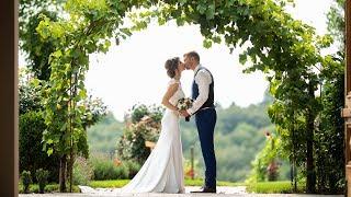 Hochzeitsfilm Weingut Thaller  -  Stephanie & Robert