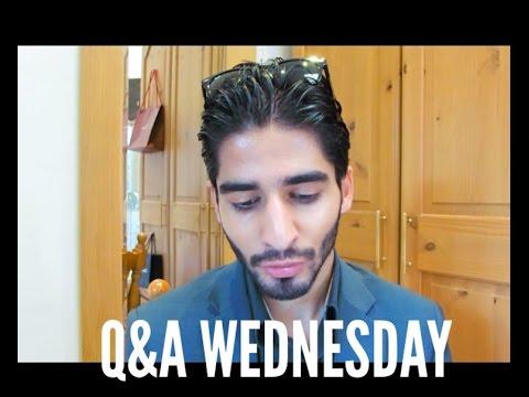 Q&A Wednesday | Desert Islands, Vuitton Trunks and Jealousy
