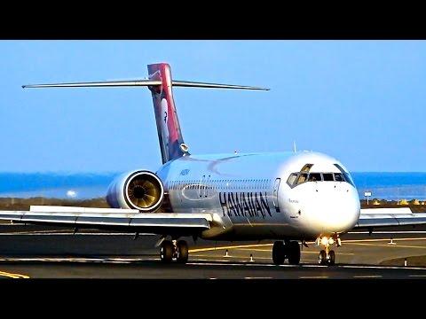 Kona (KOA) Spotting - Hawaiian/Mokulele - Boeing 737-300 & More - Spotting Series Episode 22