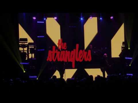The Stranglers: Nuclear Device - live in Newcastle 29th March 2018