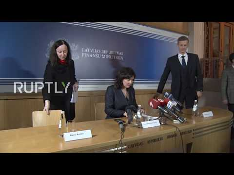 Latvia: Central bank chief detained by anti-corruption agency, urged to step down