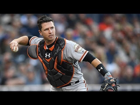 Buster Posey 2017 Highlights