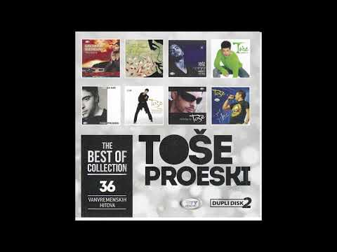 THE BEST OF  - Tose Proeski  - Cija Si - ( Official Audio ) HD