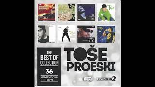 Gambar cover THE BEST OF  - Tose Proeski  - Cija Si - ( Official Audio ) HD