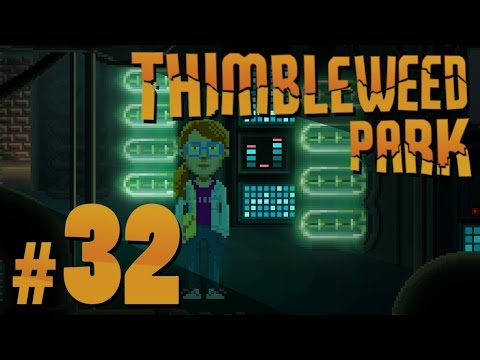 Thimbleweed Park - Agricultural Investment - PART #32
