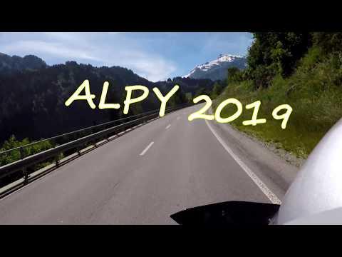 Moto Alpy 2019