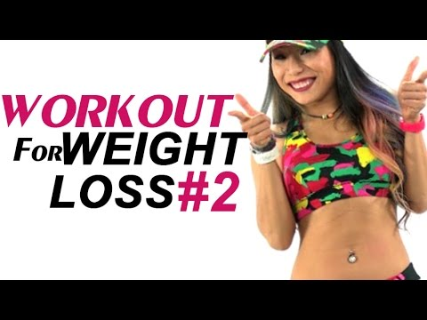 30 Mins Dance Fitness Workout for weight loss #2 | Michelle