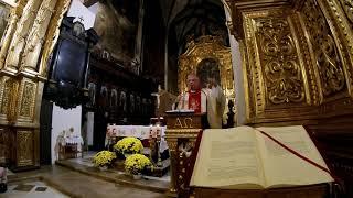 Bać się trzeba Boga, nie ludzi - ks. Piotr Glas