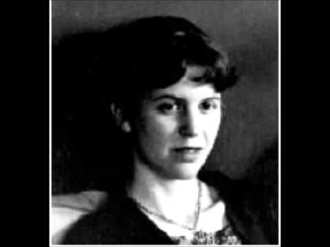 Lady Lazarus--Read By Sylvia Plath