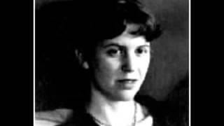 Lady Lazarus--Read By Sylvia Plath