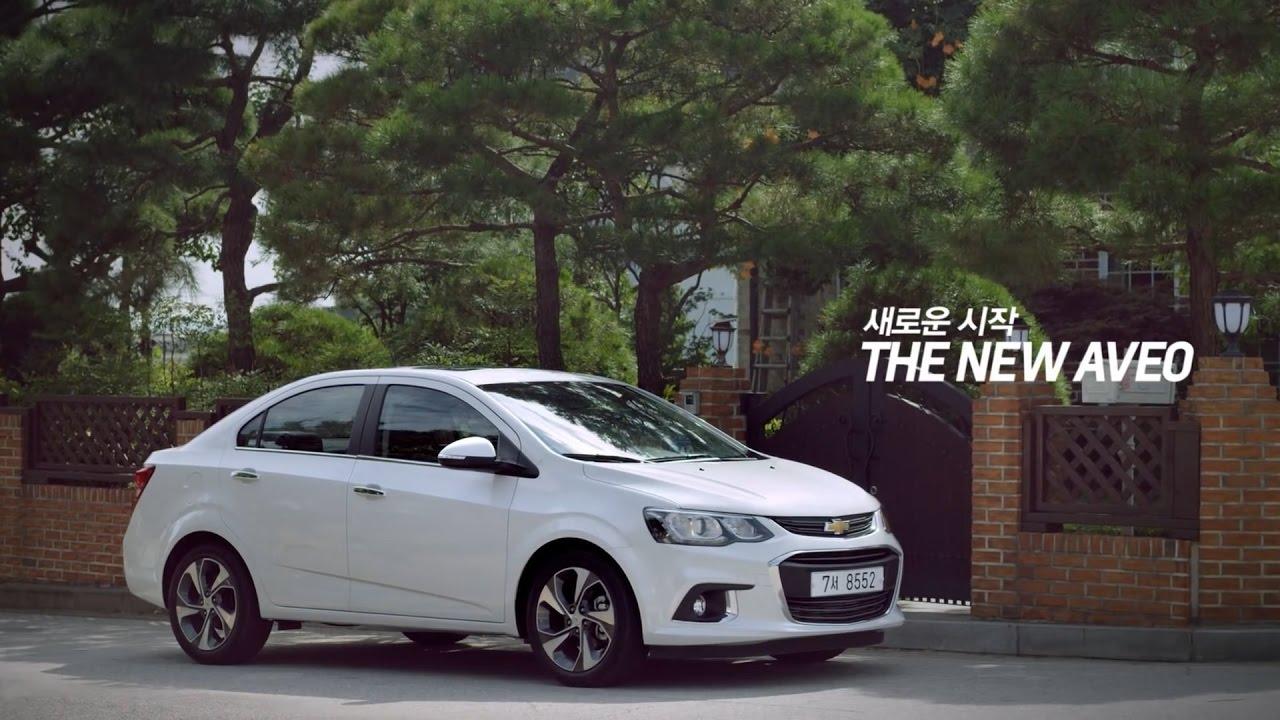 Chevrolet Aveo (Sonic) 2017 commercial 1 (korea) - YouTube