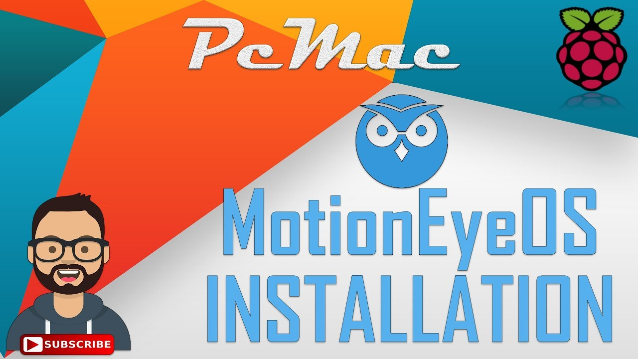 MotionEyeOS: CCTV Surveillance System Installation & Configuration
