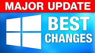 "Windows 10 Major ""May Update"" - Best New Features! (2019)"