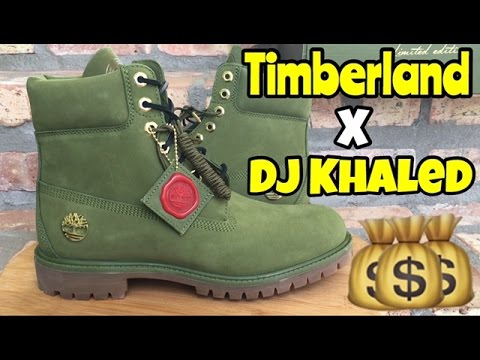 3e1dcaf6041 Timberland x DJ Khaled