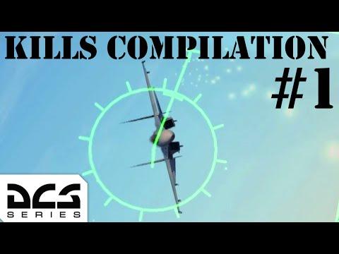 DCS World - Kill Compilation #1 1080p 60fps