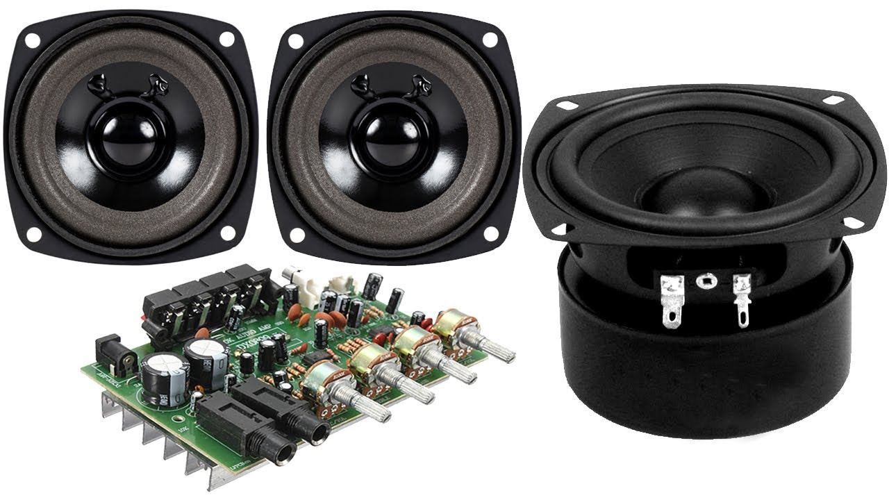 How To Make Home Subwoofer Amplifier 21 Channel Ic2030 Details About Sub 150w Board Kit 2sa1943 2sc5200