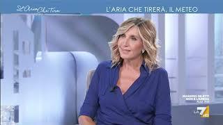 Myrta Merlino a Matteo Renzi: