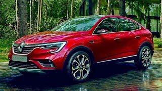 2019 Renault ARKANA - First Look