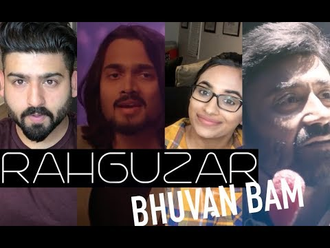 Bhuvan Bam- Rahguzar Reaction | BB Ki Vines | RajDeepLive