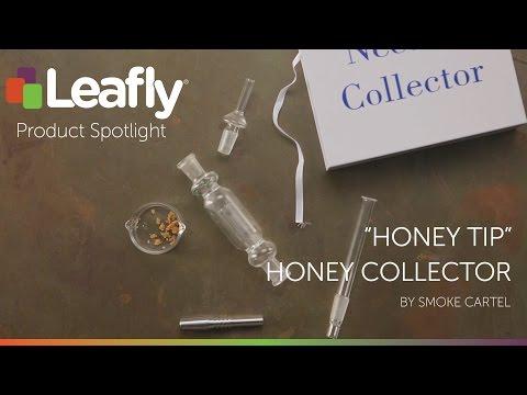 HoneyTip Honey Collector by Smoke Cartel – Product Spotlight