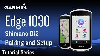 Edge 1030: Shimano Di2 Pairing and Setup