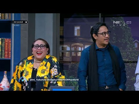Baru Ikutan Kuis, Andre Masih Kaku - Ini Sahur 21 Mei 2019 (3/7)
