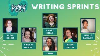 Writing Sprints: BookNet Fest 2020