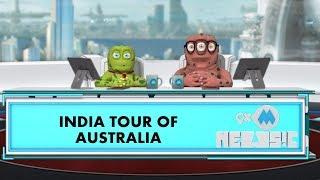 9XM Newsic | Indian Tour Of Australia | Bade | Chote