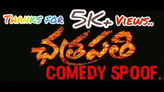 Chatrapathi comedy spoof