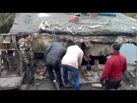 восстановление моста через р. Шарьинку (3)