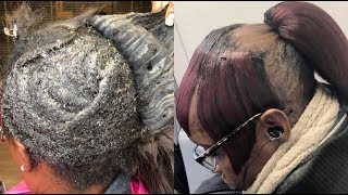 Freedom Beauty: MUST WATCH!! - DESTRUCTIVE HAIRSTYLES THAT MUST STOP IN 2018