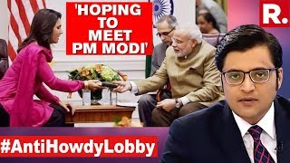 'Howdy Modi' Stings Motivated Lobby | The Debate With Arnab Goswami