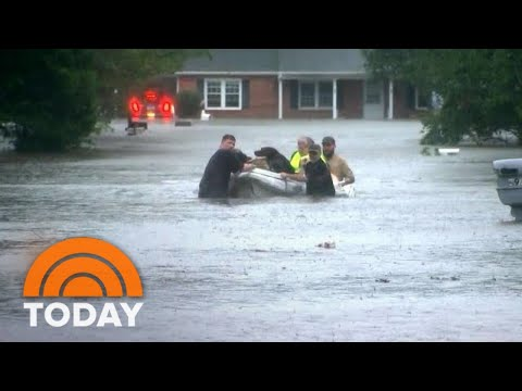 Hurricane Florence Death Toll Rises As New Evacuations Ordered | TODAY