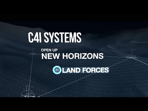 Battlegroup C4I: leading vehicle C4I system integration