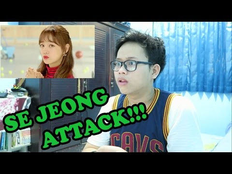 I.O.I 'Very Very Very' MV REACTION | SUNGGUH GOKS!!!