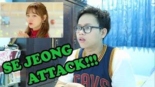 I.O.I 'Very Very Very' MV REACTION   SUNGGUH GOKS!!!