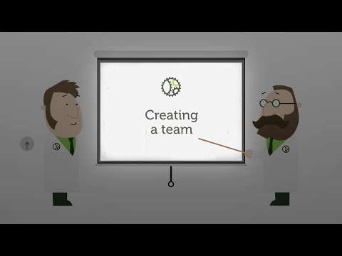 Distribution Engine Support - Creating a team
