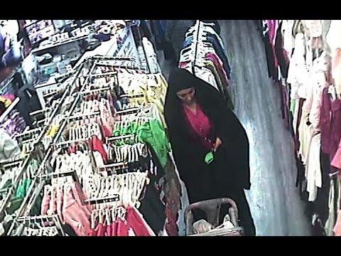Adıyaman'da Hırsızlık Anı Kameralarda