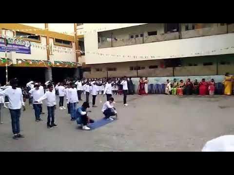 Rt nagar school dance