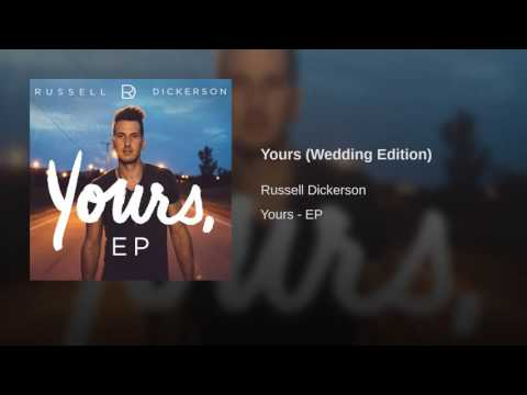Yours (Wedding Edition)